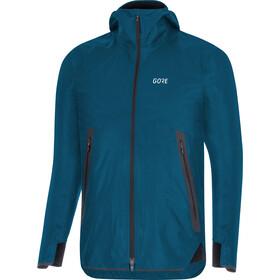 GORE WEAR H5 Gore-Tex Shakedry Hooded Jacket Men pacific blue